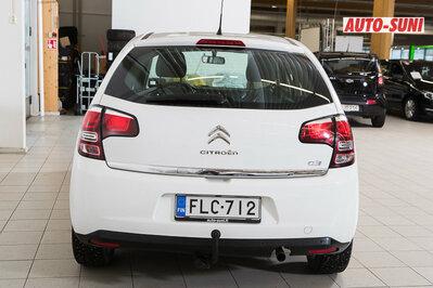 Citroen C3 VTi 82 Edition, KORKOTARJOUS 0,9%, EI MUITA KULUJA!!, vm. 2013, 53 tkm