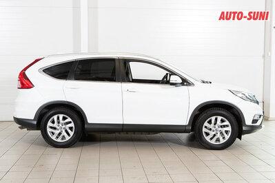 Honda CR-V 1,6 Diesel Executive A ADAS Sensing, vm. 2015, 32 tkm