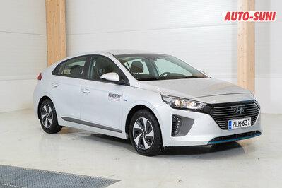 Hyundai IONIQ HYBRID DCT Comfort COMFORT NAVI PACK, KAHDET RENKAAT, vm. 2018, 1 tkm