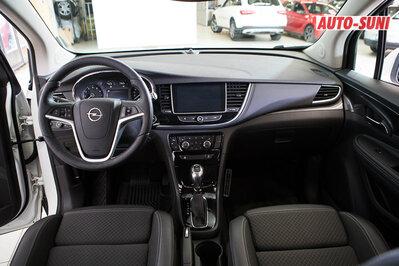 Opel MOKKA X Innovation 1,4 Turbo ECOTEC 103 Autom. KORKOTARJOUS 0,9% EI MUITA KULUJA!, vm. 2017, 22 tkm